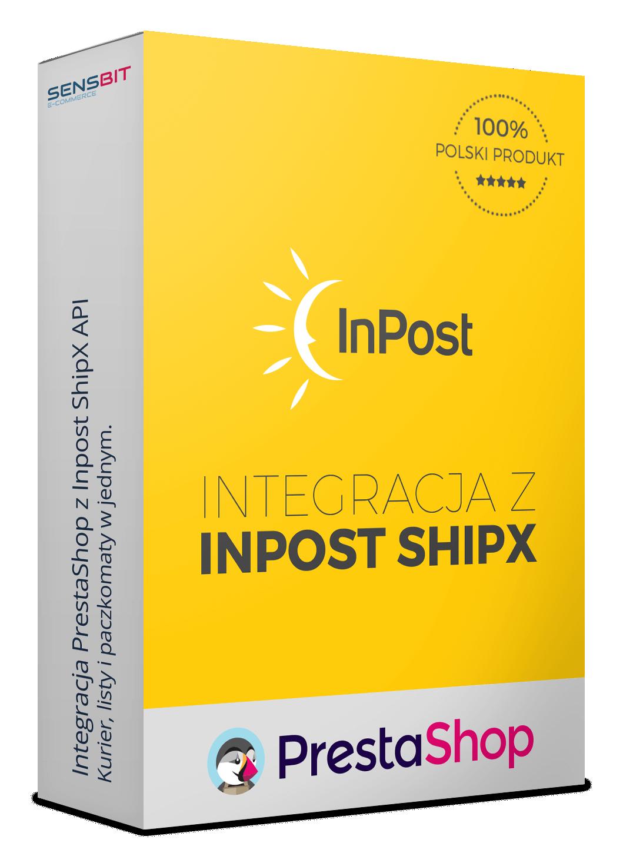 fde8531f3bc67d Integracja z Inpost z odbiorem w punkcie (Paczkomaty i Kurier) przez SHIPX  API! Prestashop 1.5, 1.6 i 1.7!
