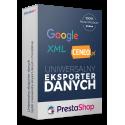 Uniwersalny eksporter danych z PrestaShop (Google Merchant, Ceneo i inne)