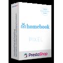 HomebookPixel dla PrestaShop