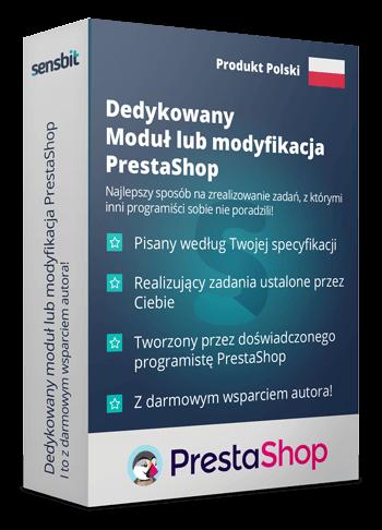 Dedykowane moduły i modyfikacje PrestaShop
